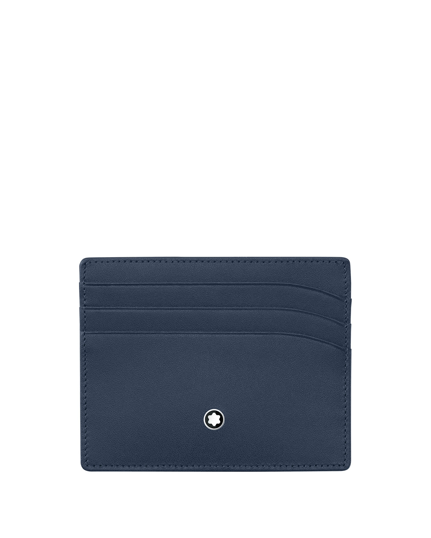 Meisterstück Leather 6 Card Case
