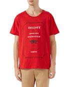 Loved Hypnotism Graphic T-Shirt