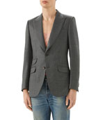 Formal Mitford Wool Jacket