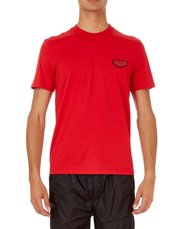 Antigona-Logo Cuban-Fit T-Shirt