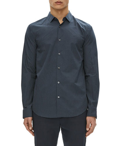 Murrary Arrow-Print Sport Shirt