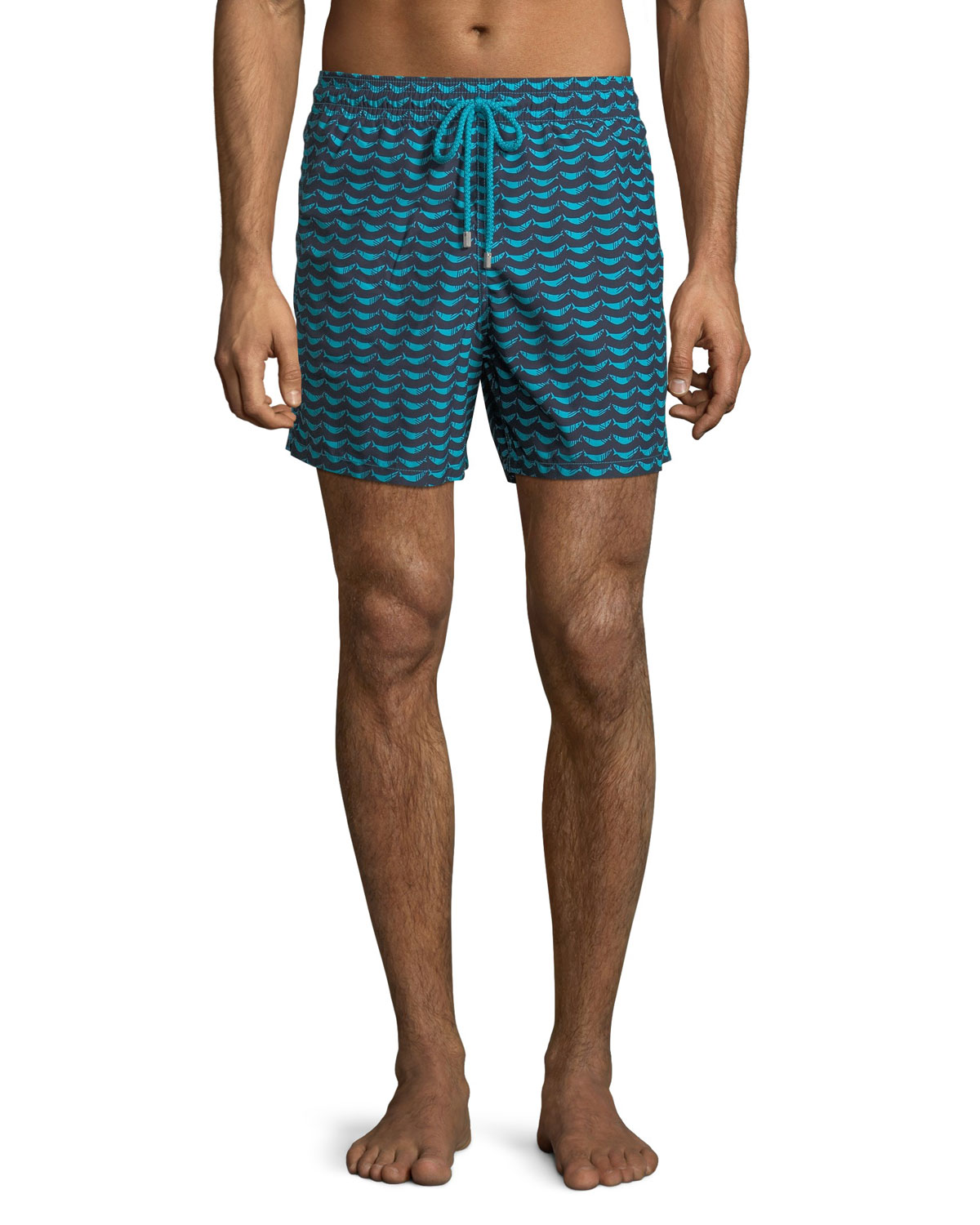 Poisson Shamac FastDrying Swim Trunks