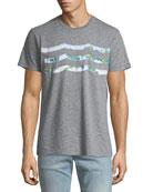 Palm Haze-Waves T-Shirt