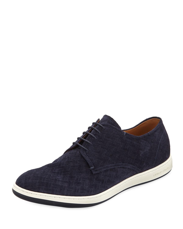 Napier Textured Derby Shoe