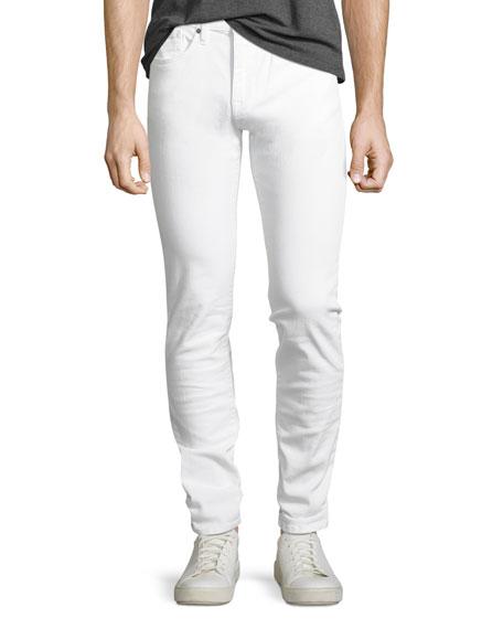 Joe's Jeans Men's Brixton Slim-Straight Jeans, White