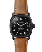 Men's 43mm Guardian Chronograph Watch