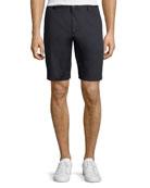 Stanhope Straight-Leg Twill Chino Shorts