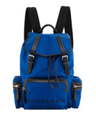 Sailing Canvas Rucksack Nylon Backpack