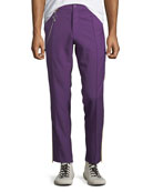 Ovadia & Sons Men's Sideline Wool Track Pants