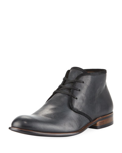Seagher Leather Chukka Boot