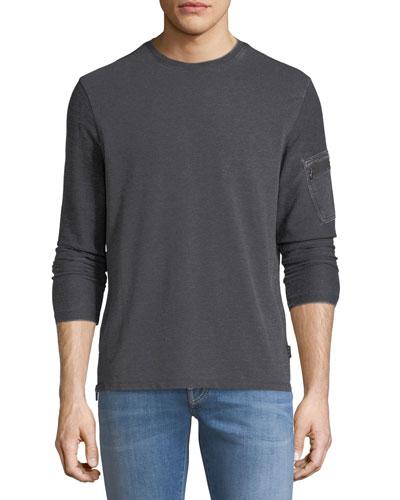 Burnout French Terry Sweatshirt