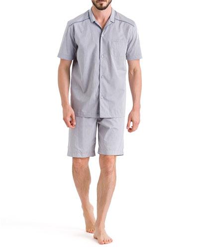 Sky Short Pajama Set