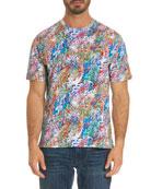 Reggaeton Paint Splatter T-Shirt