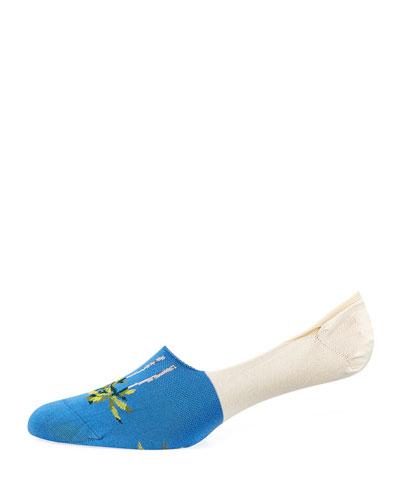 Atoll No-Show Socks