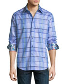 Ferro Long-Sleeve Sport Shirt