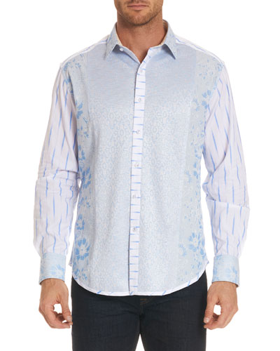Limited Edition The Ryan Jacquard Sport Shirt