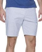 Preston Striped Chino Shorts