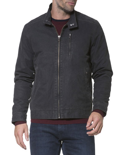 Jack Cotton-Blend Twill Jacket