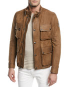 Brad 4.0 Leather Field Jacket