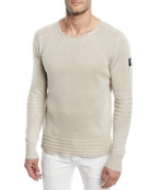 Exford Linen Sweater