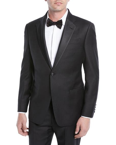 Emporio Armani Super 130s Wool Two-Piece Tuxedo
