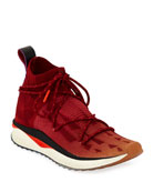 TSUGI evoKnit Mid-Top Sneaker