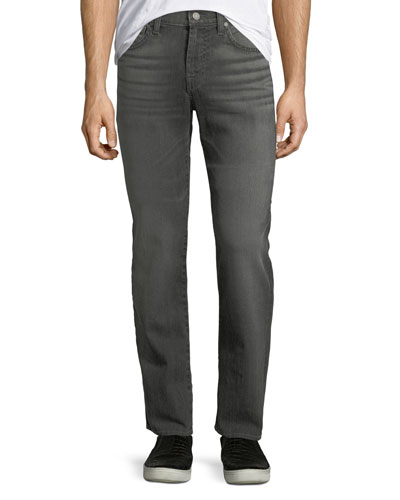 Men's Slimmy Slim Stretch-Denim Jeans, Cloudburst