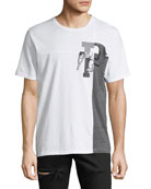 PRPS Multi-Panel Logo T-Shirt