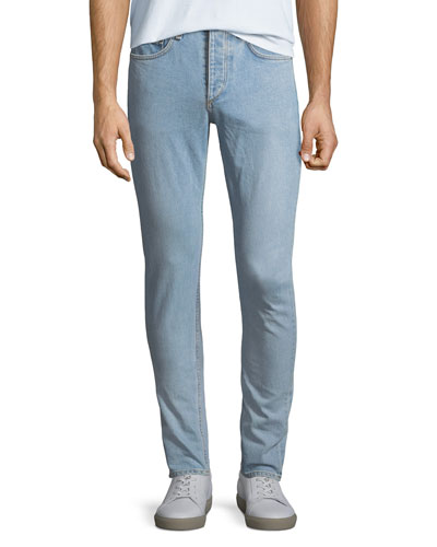 Men's Standard Issue Fit 1 Slim-Skinny Jeans, Montauk Blue
