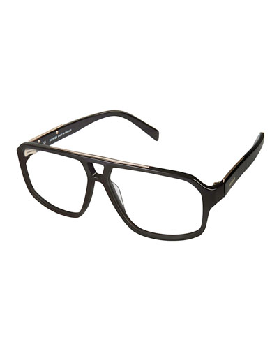 Plastic Aviator Optical Frames