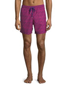 Moorea Mini-Octopus Swim Trunks