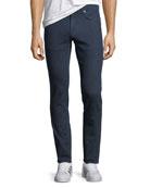 Musconite Moto Slim-Fit Jeans