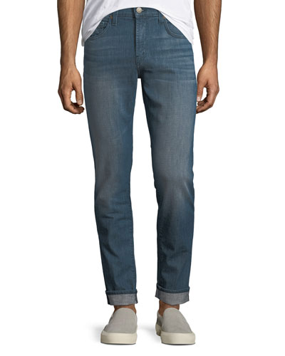 Men's Tyler Taper Straight-Leg Jeans