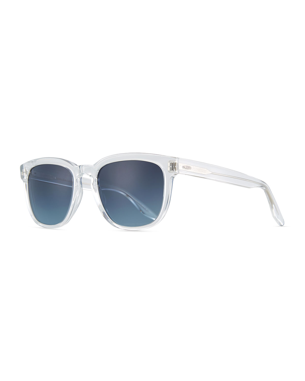Men's Coltrane Crystal Polarized Sunglasses
