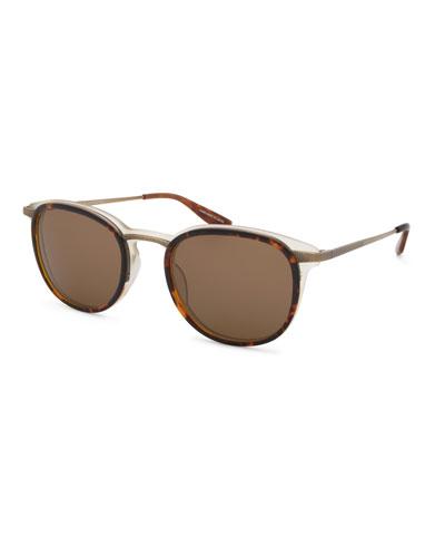 Men's Shulman Tortoiseshell Sunglasses