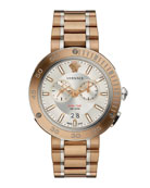 V-Extreme Pro Multifunction Dual Time Watch with Bracelet