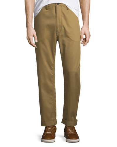 Bronson Loose-Fit Chino Pants