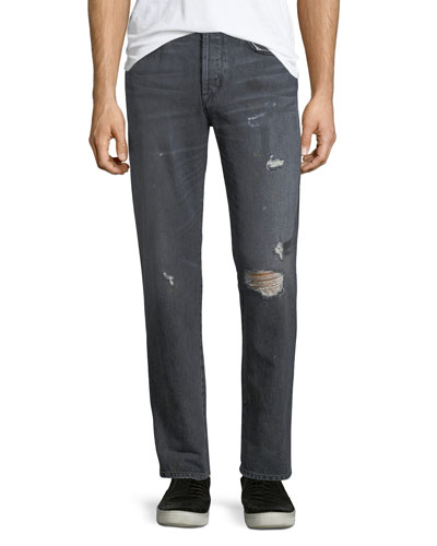 Dixon Easy Straight Jeans, Hurricane
