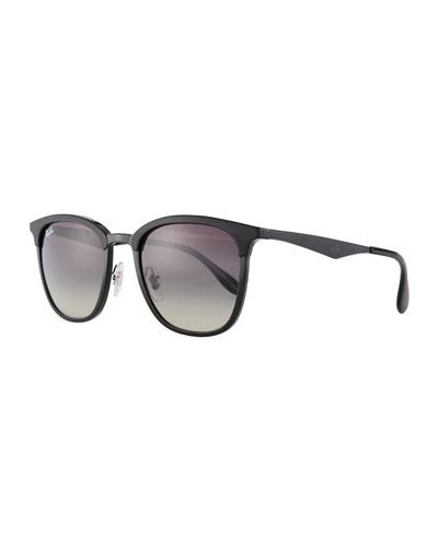 Men's RB4278 Square Gradient Sunglasses