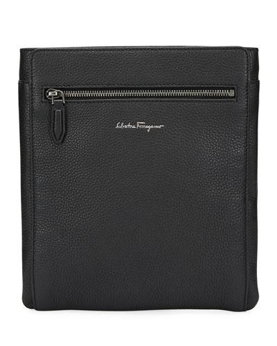 Men's Firenze Leather Crossbody Bag