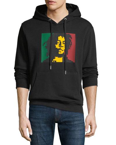 Bob Marley Graphic Hoodie