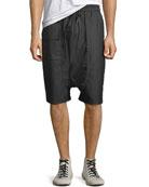 Men's Mimir Drop-Crotch Shorts