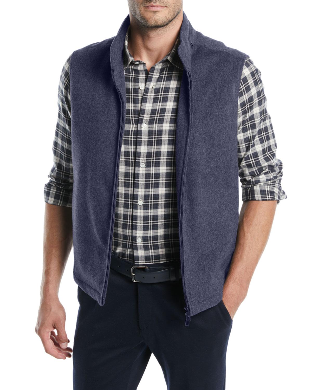 Men's Bandon Cashmere Storm Vest