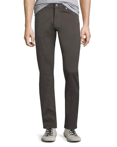 Men's Russell Slim-Straight Jeans, Badge