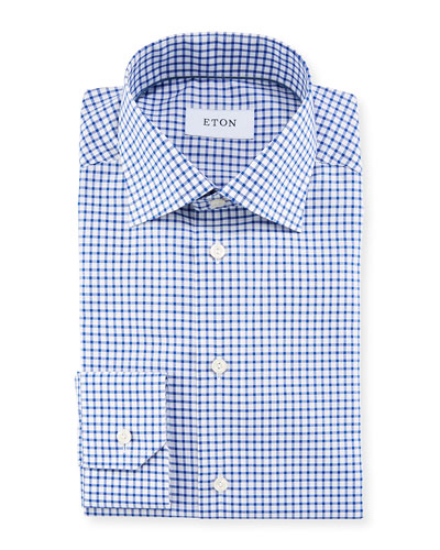 Men's Royal Tattersall Stretch Dress Shirt