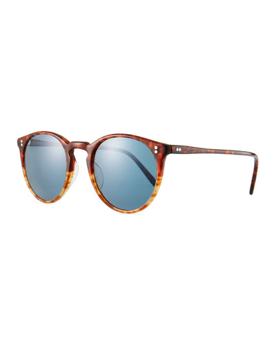 648c8dfcef Quick Look. Oliver Peoples · Men s O Malley Peaked Round Photochromic  Sunglasses