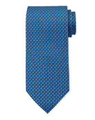Salvatore Ferragamo 3D Gancio Silk Tie