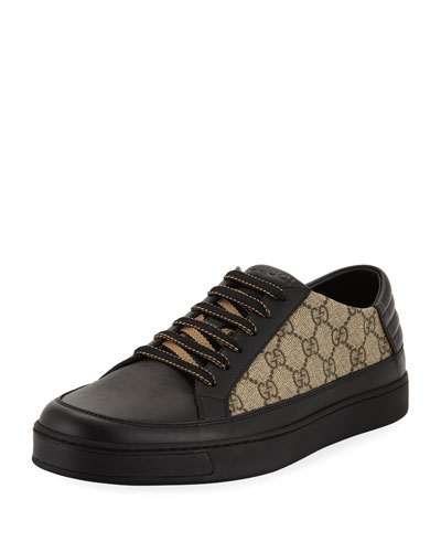 Men's Common GG Supreme Low-Top Sneakers