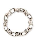 John Hardy Men's 11mm Classic Chain Silver Link
