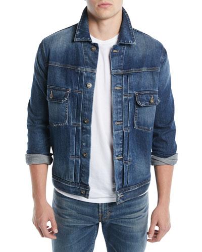 Quick Look. AG Adriano Goldschmied · Men s Omaha Jean Jacket 25d74c26864d
